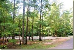 white oak campground loop