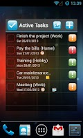 Screenshot of Task Finder Task & To Do List