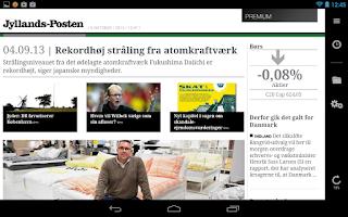 Screenshot of JP Tablet
