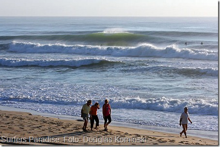 Surfers Paradise. Foto: Douglas Kominski