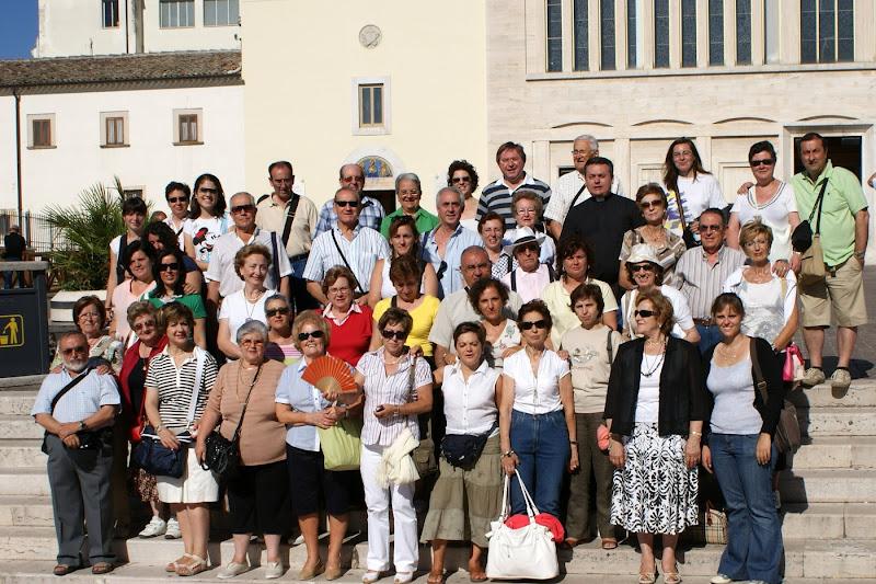 Peregrinación Diocesana a Roma y a San Giovanni Rotondo