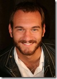 Nick Vujicic - Close up 01