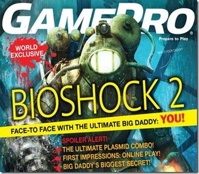 BioShock 2 Big Daddy