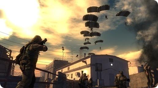 MAG Paratrooper Screenshot