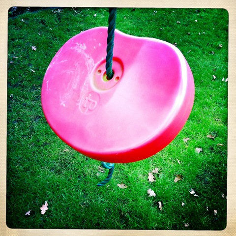 January - playground equipment