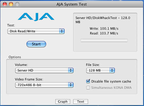 aja testing for mac mini server raid 1.png
