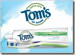 walmart samples Nov'10 toothpaste