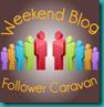 weekend blog follower caravan button