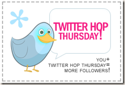 twitterhop thursday new button