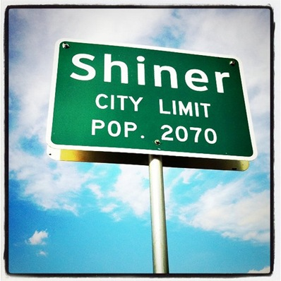 shiner city limit