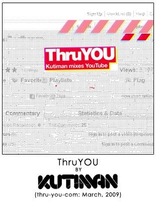 ThruYOU by Kutiman