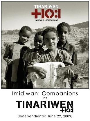 Imidiwan: Companions by Tinariwen