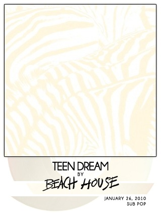 Teen Dream by Beach House