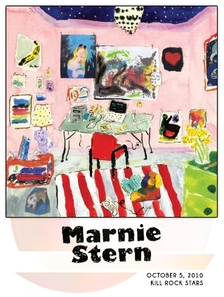Marnie Stern [Self-Titled]