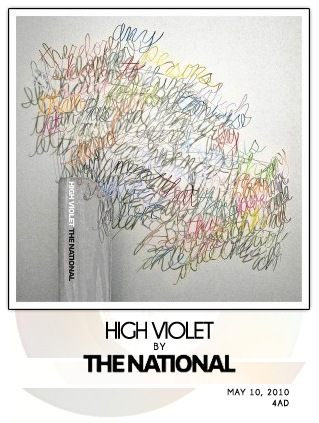High Violet by The National