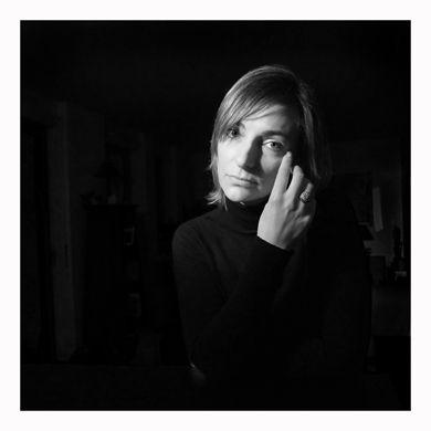 photographie lau portrait noir et blanc de nath. Black Bedroom Furniture Sets. Home Design Ideas