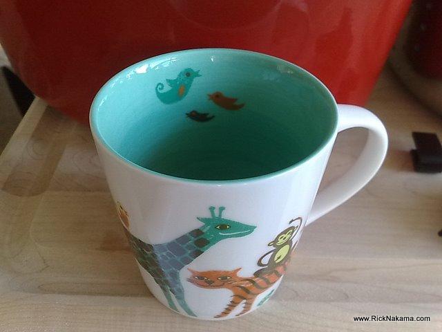 cute starbucks ceramic mug