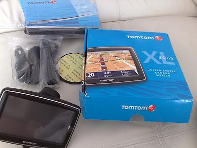 www.RickNakama.com TomTom XL 340 s GPS Navagation - Review