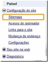 sitemap para google