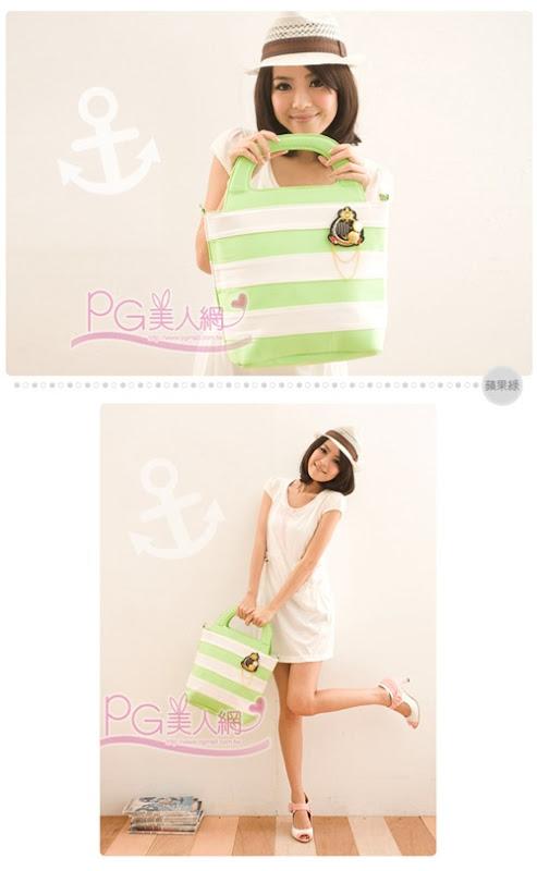 กระเป๋าเก๋มาก สีชมพู น้ำเงิน ดำ เขียว_01