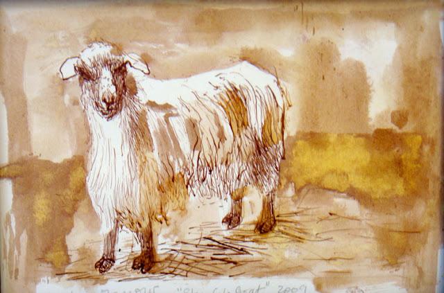 Goat Nr31
