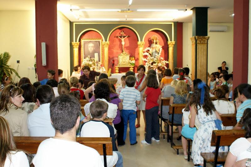 Primera Confesión o Fiesta del Perdón