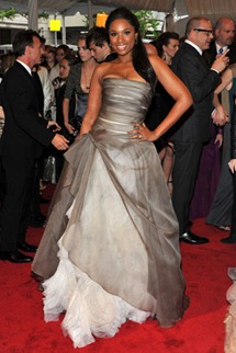 Met gala jennifer hudson vera wang