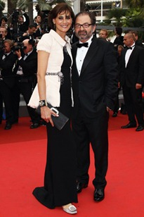 64th cannes film festival ines de la fresagne chanel