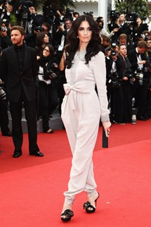 64th cannes film festival paz vega azzaro