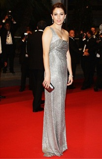 64th cannes film festival blanca suarez gucci
