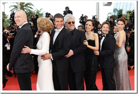 64th cannes film festival almodovar en cannes