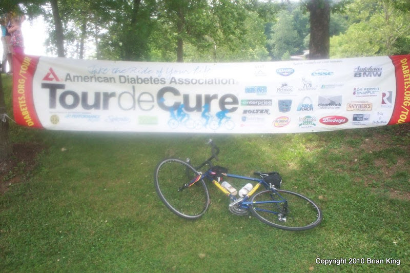 2010 Tour de Cure St. Louis