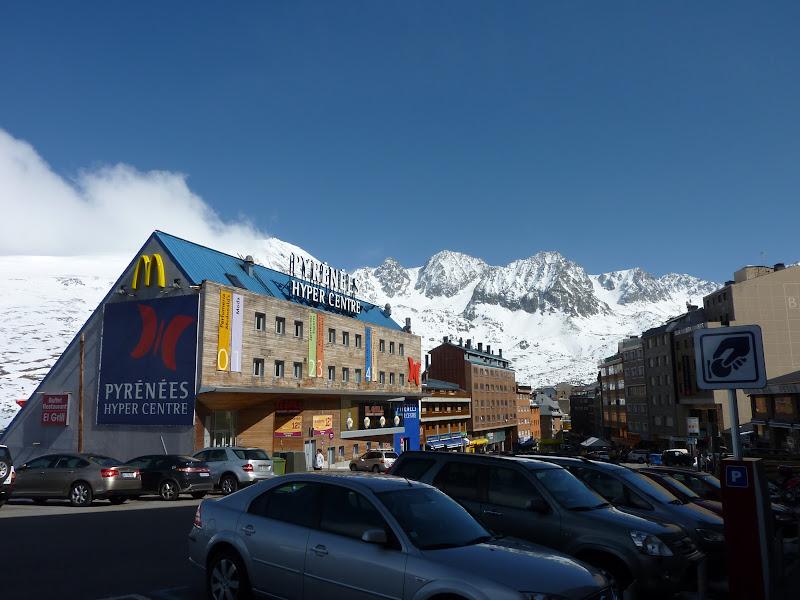 Andorran shopping