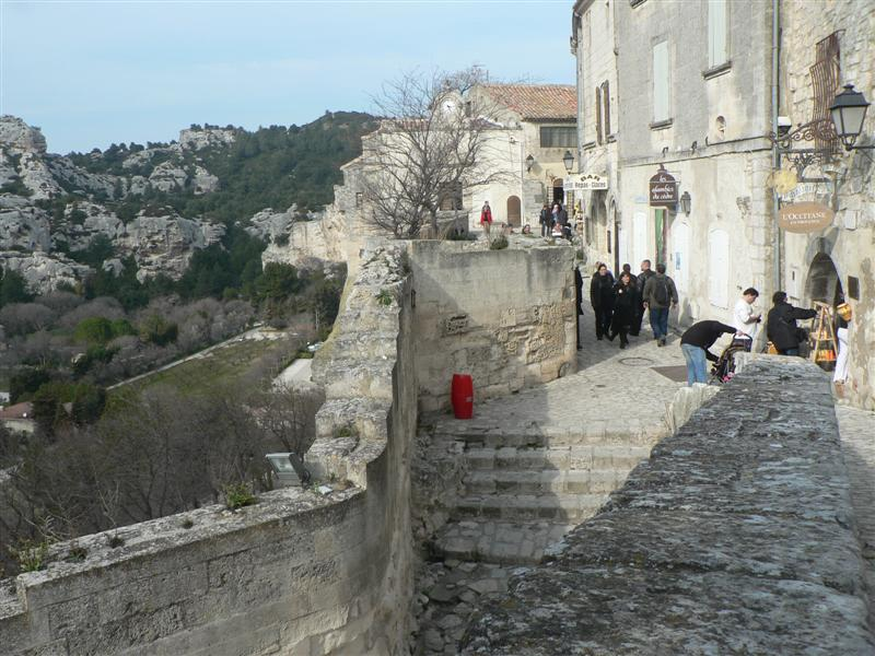 Village of les Baux
