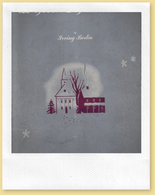 Irvin Berlin White Christmas