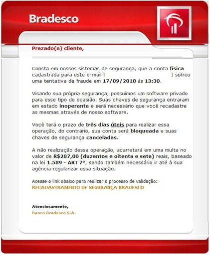 falsobradesco