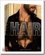 Hair Bildband von Bruno Gmünder Verlag
