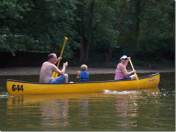 karen canoe
