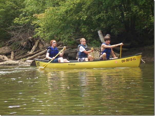 timmy canoe