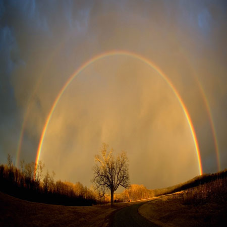 Magical rainbow 1 34 Wonderful Examples Of Nature Photography