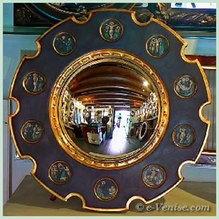 Brillante interiors more days in venice - Miroir de sorciere ...