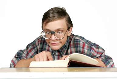 Leitura não é só um exercício para nerds, mas para todos que tem um cérebro