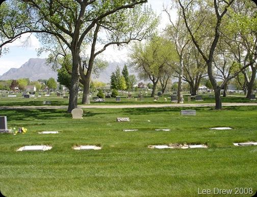 Lehi Utah Cemetery 6