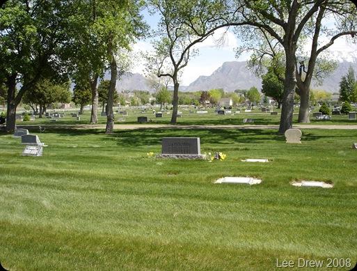 Lehi Utah Cemetery 7