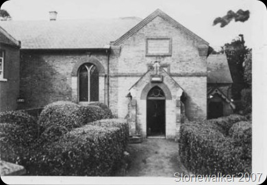 Baptist Church pre WWII