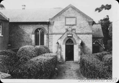 Baptist Church pre WWII
