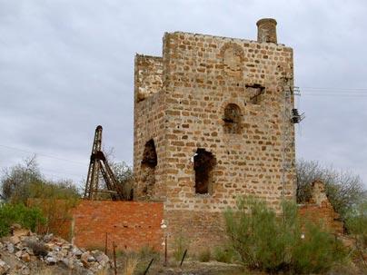 Mina Cañada Incosa: Pozo San José