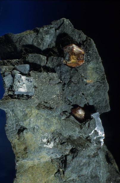 Esfalerita-Sphalerite, Galena