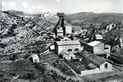 Pozos Alberto y María Teresa, 1936