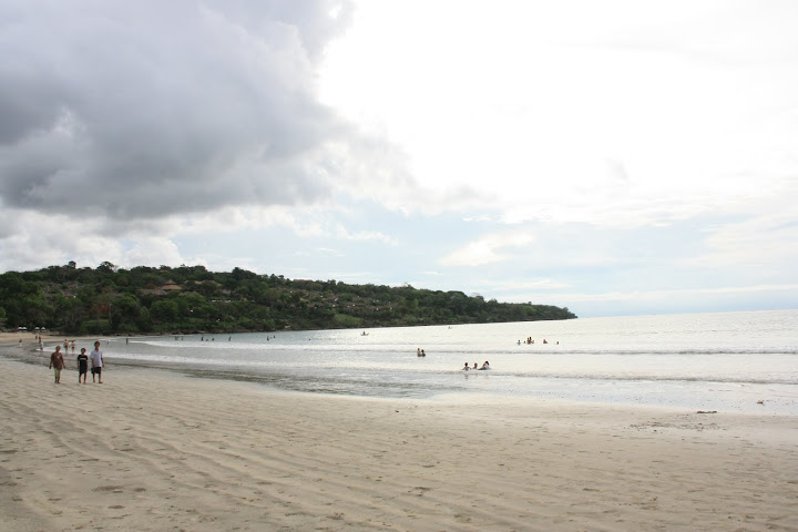 Bali's Jimbaran Beach
